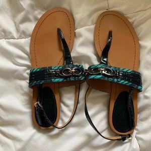 Coach flip flop/sandals